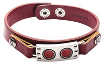 Image: Guardians of the Galaxy Bracelet: Star-Lord  - Sales One LLC