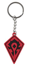 Image: World of Warcraft Keychain: Battle for Azeroth - Horde  - Jinx Inc