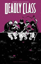 Image: Deadly Class Vol. 02: Kids of the Black Hole SC  - Image Comics