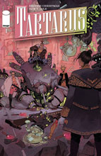 Image: Tartarus #1 (cover A - Cole) (Web Super Special) - Image Comics