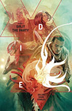 Image: Die Vol. 02: Split the Party SC  - Image Comics