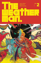 Image: Weatherman Vol. 02 SC  - Image Comics