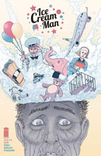 Image: Ice Cream Man #18 (cover A - Morazzo & O'Halloran) - Image Comics