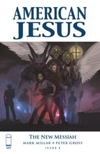 Image: American Jesus: The New Messiah #3 (cover A)  [2020] - Image Comics