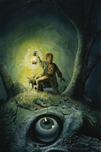 Image: Tales from Harrow County: Death's Choir #3 (cover B - Crook) - Dark Horse Comics