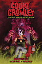 Image: Count Crowley: Reluctant Monster Hunter SC  - Dark Horse Comics