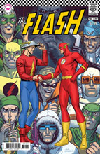 Image: Flash #750 (variant 1960s cover - Nick Derington) - DC Comics
