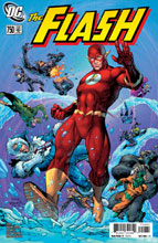 Image: Flash #750 (variant 2000s cover - Jim Lee) - DC Comics