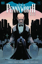 Image: Batman: Pennyworth R.I.P. #1 - DC Comics