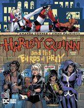 Image: Harley Quinn & the Birds of Prey #1 - DC - Black Label