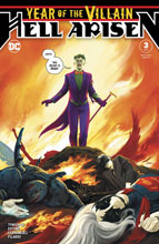 Image: Year of the Villain: Hell Arisen #3 - DC Comics