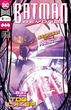 Image: Batman Beyond #41 - DC Comics