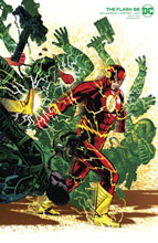 Image: Flash #88 (variant Card Stock cover - Michael Golden) - DC Comics