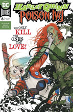 Image: Harley Quinn & Poison Ivy #6 - DC Comics