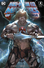 Image: He-Man and the Masters of the Multiverse #4 - DC Comics