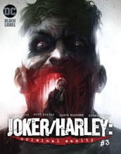 Image: Joker / Harley: Criminal Sanity #3 - DC - Black Label