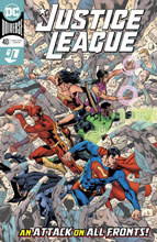 Image: Justice League #40  [2020] - DC Comics