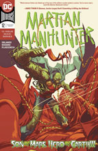 Image: Martian Manhunter #12 - DC Comics