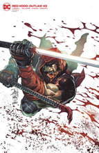 Image: Red Hood: Outlaw #43 (variant cover - Philip Tan) - DC Comics