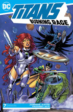 Image: Titans: Burning Rage #7 - DC Comics
