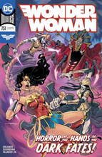 Image: Wonder Woman #751 - DC Comics