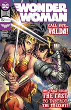 Image: Wonder Woman #752 - DC Comics
