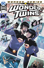 Image: Wonder Twins #12 - DC-Wonder Comics