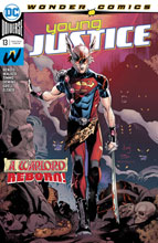 Image: Young Justice #13 - DC-Wonder Comics