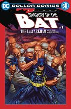Image: Dollar Comics: Batman: Shadow of the Bat #1 - DC Comics