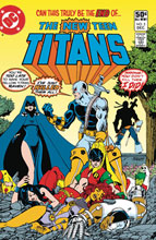 Image: Dollar Comics: The New Teen Titans #2 - DC Comics