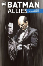 Image: Batman: Alfred Pennyworth SC  - DC Comics