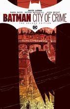Image: Batman: City of Crime HC  (deluxe edition) - DC Comics
