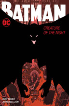 Image: Batman: Creature of the Night HC  - DC Comics