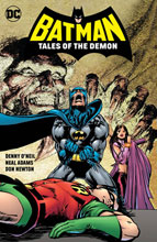 Image: Batman: Tales of the Demon HC  - DC Comics