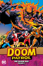 Image: Doom Patrol: The Silver Age Vol. 02 SC  - DC Comics