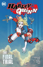 Image: Harley Quinn Vol. 04: The Final Trial SC  - DC Comics