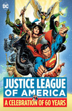 Image: Justice League of America: A Celebration of 60 Years HC  - DC Comics
