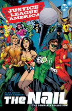 Image: Justice League of America: The Nail - The Complete Collection SC  - DC Comics