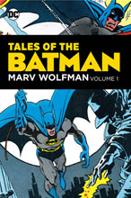 Image: Tales of the Batman: Marv Wolfman Vol. 01 HC  - DC Comics