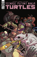 Image: Teenage Mutant Ninja Turtles #103 (cover A - Campbell) - IDW Publishing