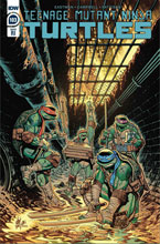 Image: Teenage Mutant Ninja Turtles #103 (incentive 1:10 cover - Lofti) - IDW Publishing