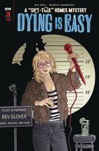 Image: Dying Is Easy #3 (cover B - Rodriguez) - IDW Publishing