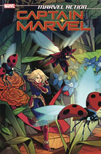 Image: Marvel Action: Captain Marvel #5 (cover A - Boo) - IDW Publishing