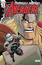 Image: Marvel Action Avengers #1 (2020) (cover A - Mapa) - IDW Publishing