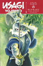 Image: Usagi Yojimbo Vol. 01: Bunraku & Other Stories SC  - IDW Publishing