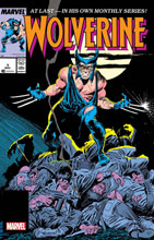 Image: Wolverine by Claremont & Buscema Facsimile Edition #1 - Marvel Comics