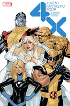 Image: X-Men / Fantastic Four #2 - Marvel Comics