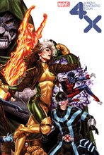 Image: X-Men / Fantastic Four #2 (incentive 1:25 cover - Brooks)  [2020] - Marvel Comics