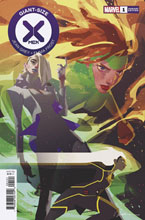 Image: Giant-Size X-Men: Jean Grey and Emma Frost #1 (incentive 1:25 cover - Huddleston) - Marvel Comics