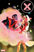 Image: X-Men #7 (DX) (variant Gwen Stacy cover - Del Mundo) - Marvel Comics